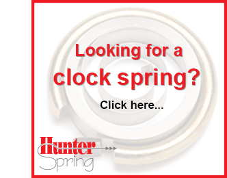 Looking for a clock spring?