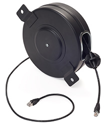 CAT5e Retractable Data Cable Reels