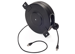 CAT6 Retractable Data Cable Reels